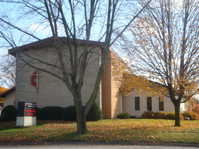 United Methodist Church - Fredericksburg, IA