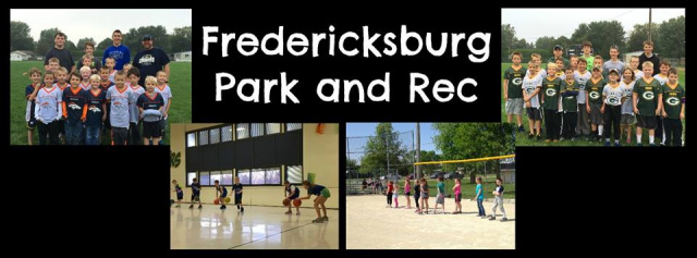 City of Fredericksburg, IA - Youth Sports