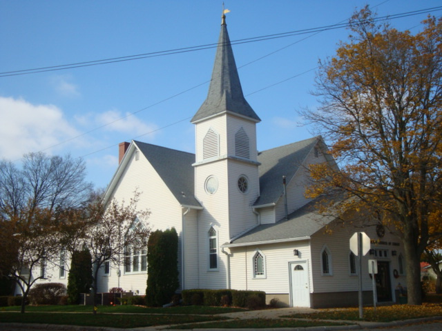 United Church of Christ-Peace